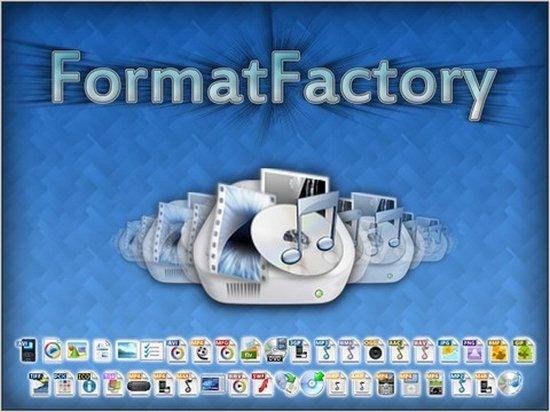 Format Factory 5.0.1 (x64) Multilingual portable