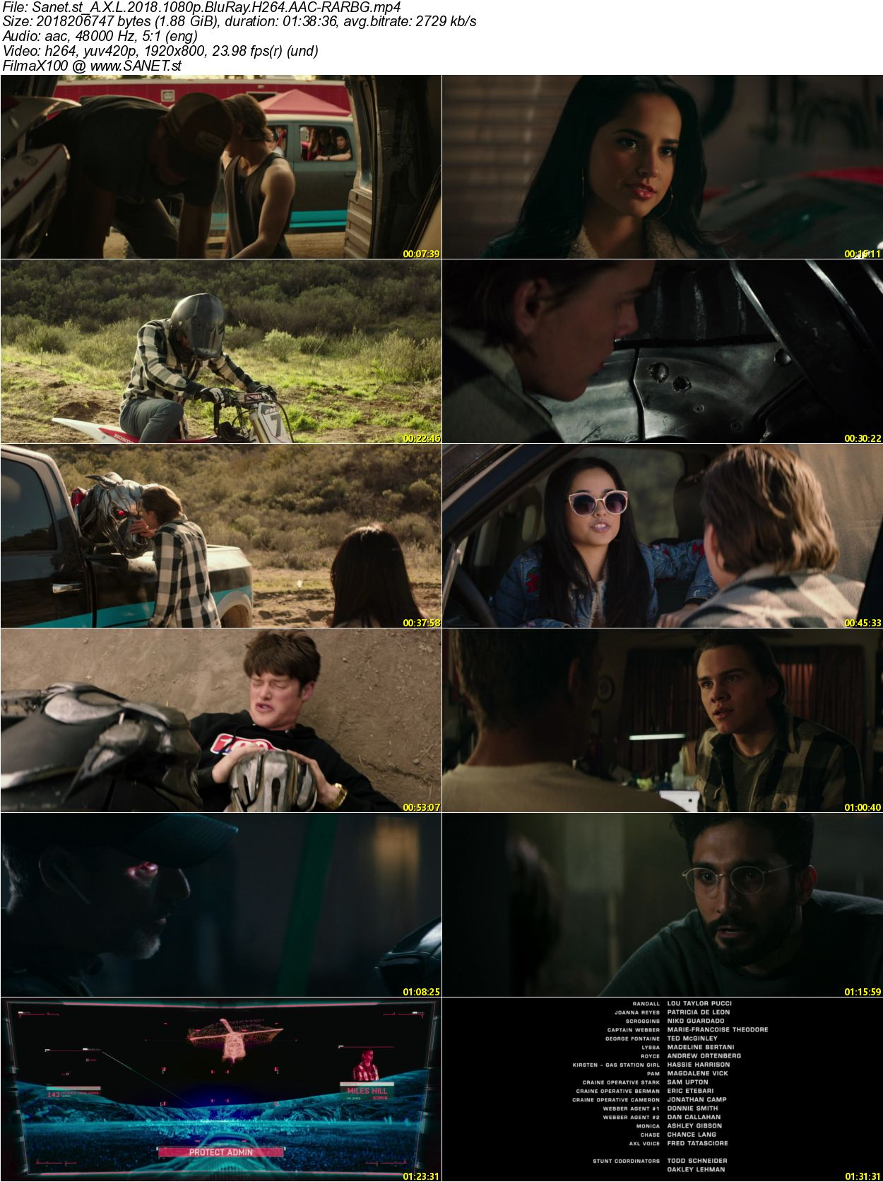 Axl Movie 2018 download a.x.l 2018 1080p bluray h264 aac-rarbg - softarchive