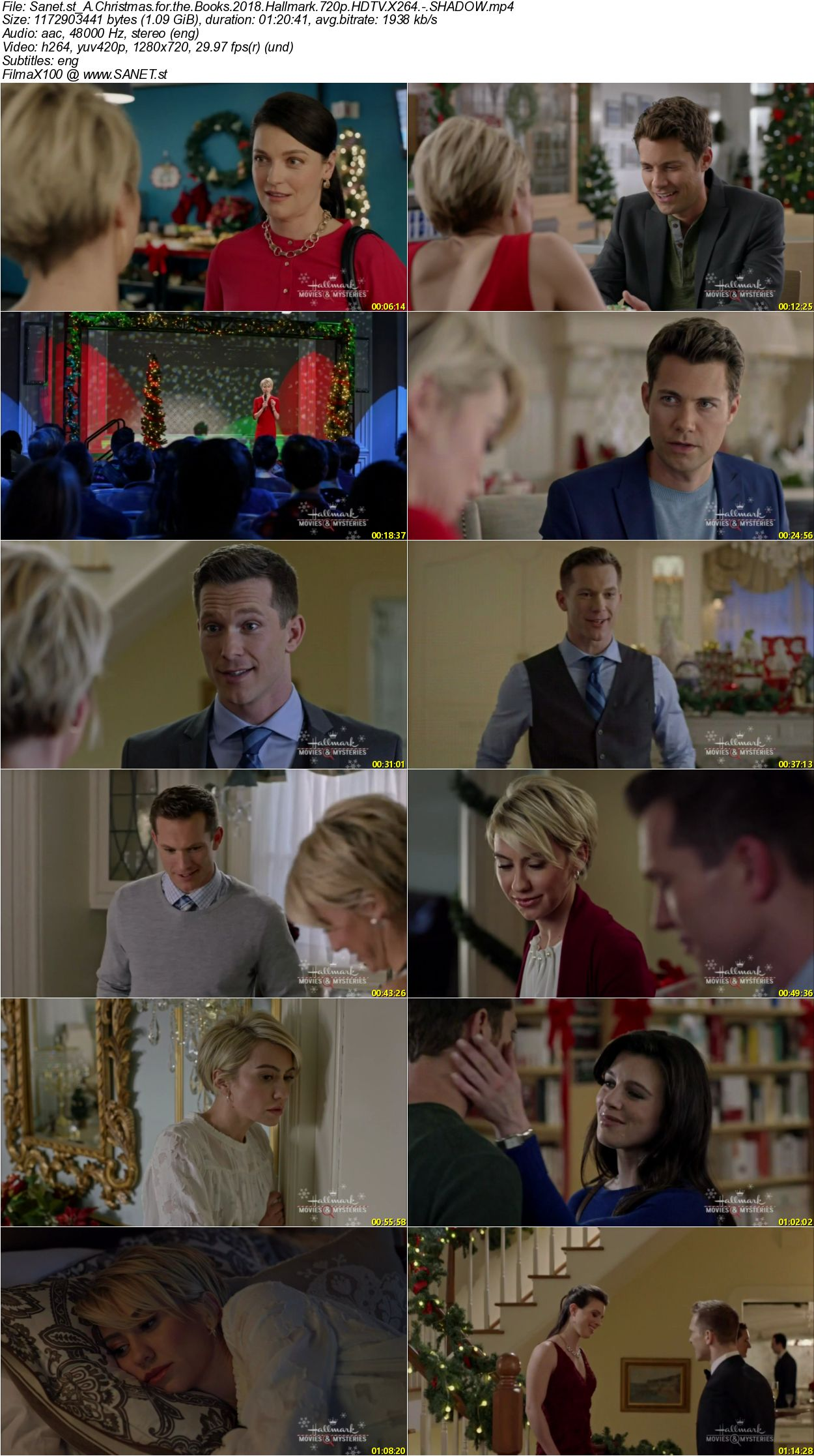 A Christmas For The Books.Download A Christmas For The Books 2018 Hallmark 720p Hdtv