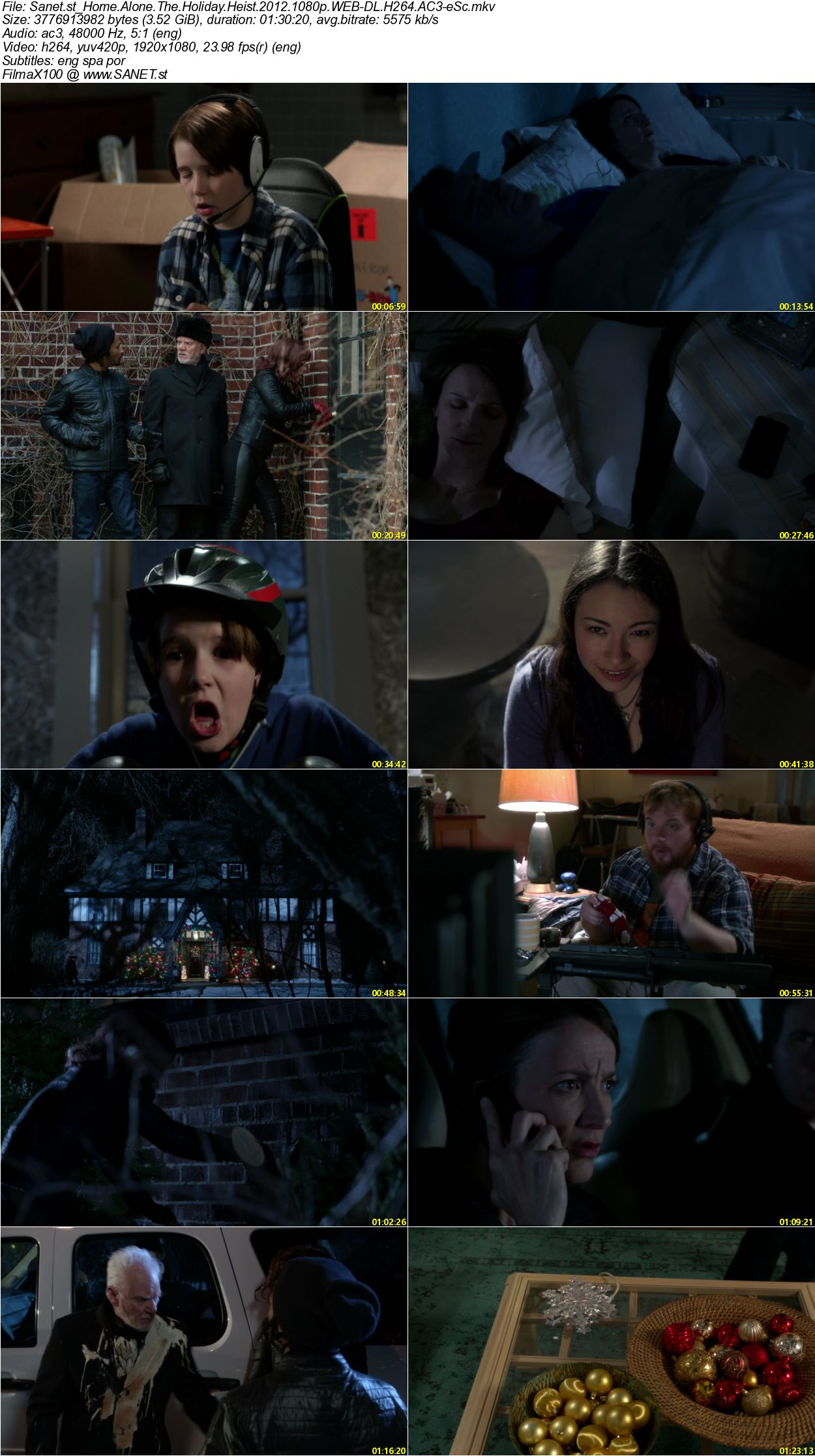 Download Home Alone The Holiday Heist 2012 1080p WEB-DL ...