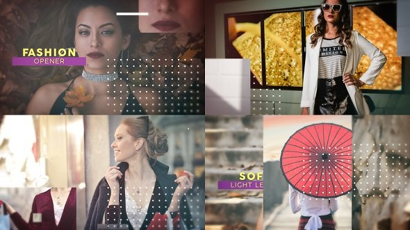 Download Fashion Opener 132716 - After Effects Templates - SoftArchive