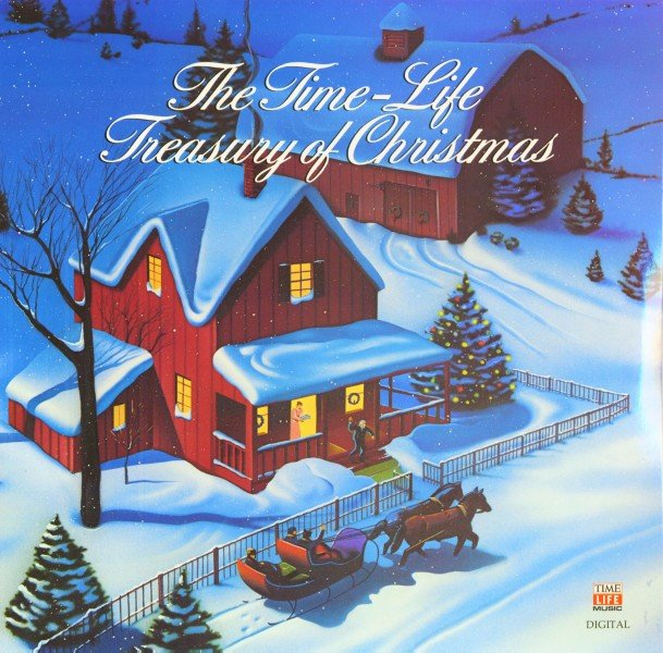 Download VA - The Time-Life - Treasury of Christmas (1988-2000) MP3 320 Kbps - SoftArchive