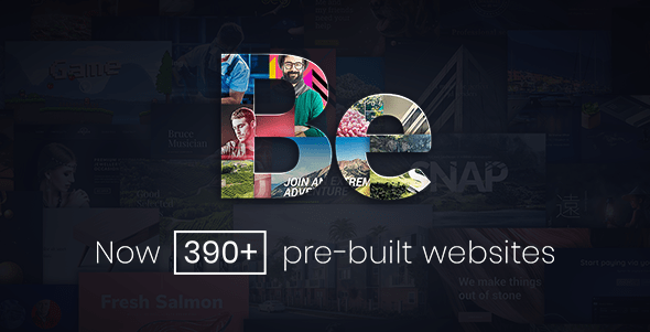ThemeForest - BeTheme v20.9.8.2 - Responsive Multi-Purpose WordPress Theme