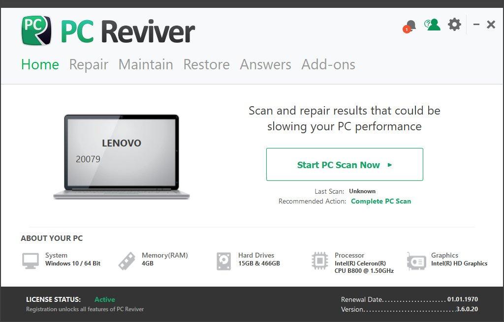 PC Reviver 3.9.0.22 [Repara el sistema] [Multilenguaje] [Tres Servidores] OV3DMArklrfg3SrMl4gpNCLCcFAgd7BC