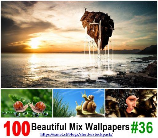 Beautiful Mix Of Beautiful Wallpapers # 36
