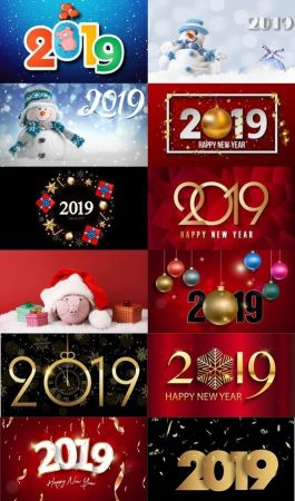 "New year wallpapers (2019) в""–1"