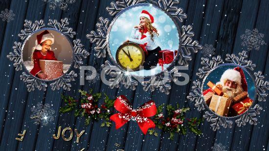 Pond5 Falling Snowflakes Montage 099254854