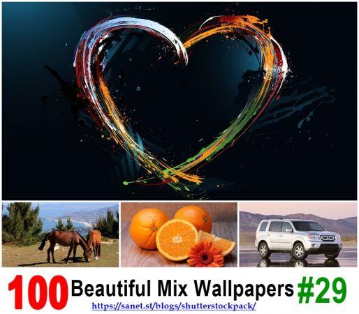 Beautiful Mix Of Beautiful Wallpapers # 29