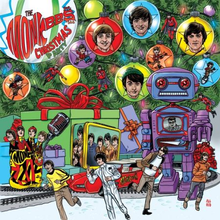 The Monkees - Christmas Party (2018) [24bit/48kHz]