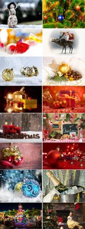 Christmas - New Year Wallpapers 6