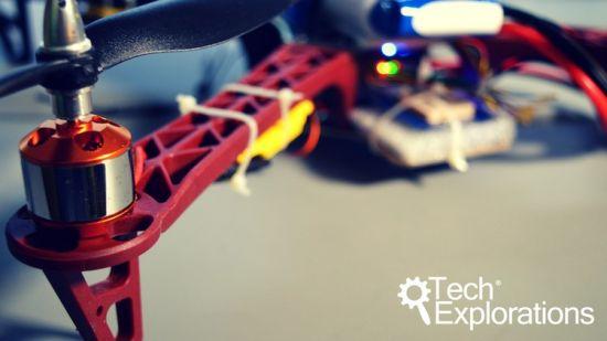 Tech Explorations™ Make an Open Source Drone