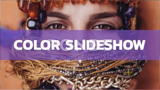 Pond5 Color Slideshow 099256858