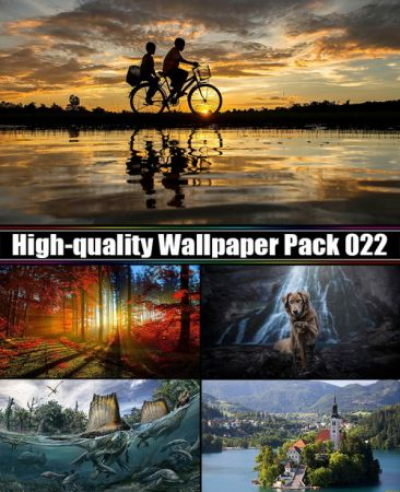 High-quality Wallpaper Pack (022)