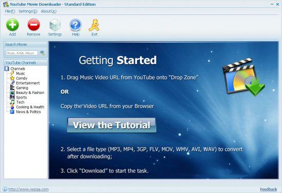 Youtube Movie Downloader 3.2.1.