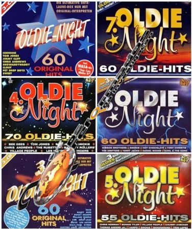 VA   Oldie Night [21CD Box Set] (1995   2006) MP3