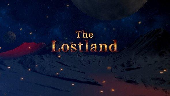 Videohive The Lostland 13501552