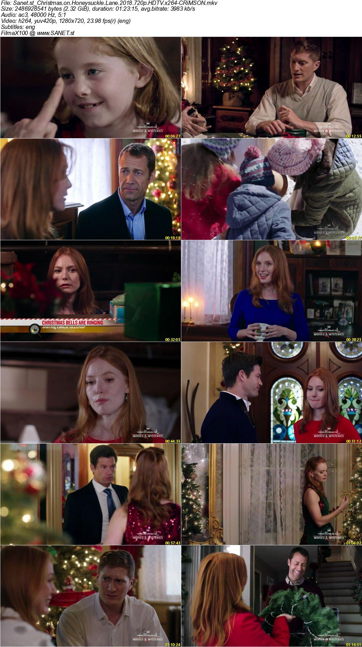 Download Christmas on Honeysuckle Lane 2018 720p HDTV x264-CRiMSON - SoftArchive