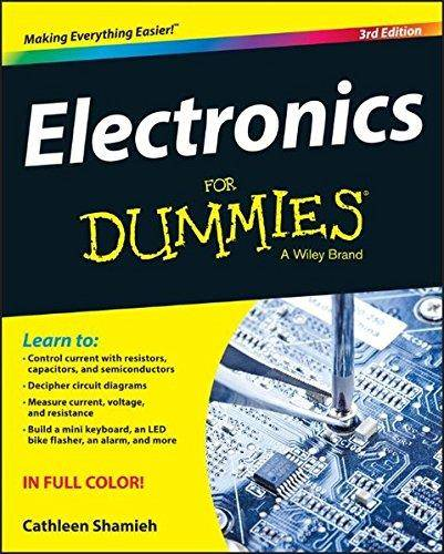Download Electronics For Dummies  3rd Edition
