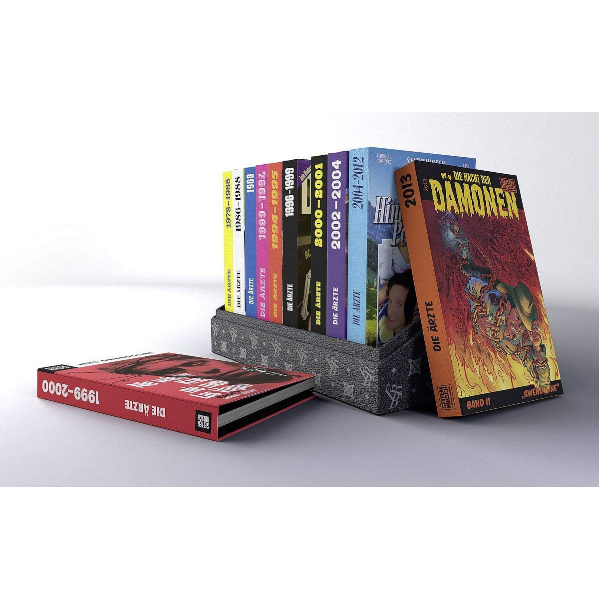 Download Die ärzte Seitenhirsch Deluxe Box Set 2018