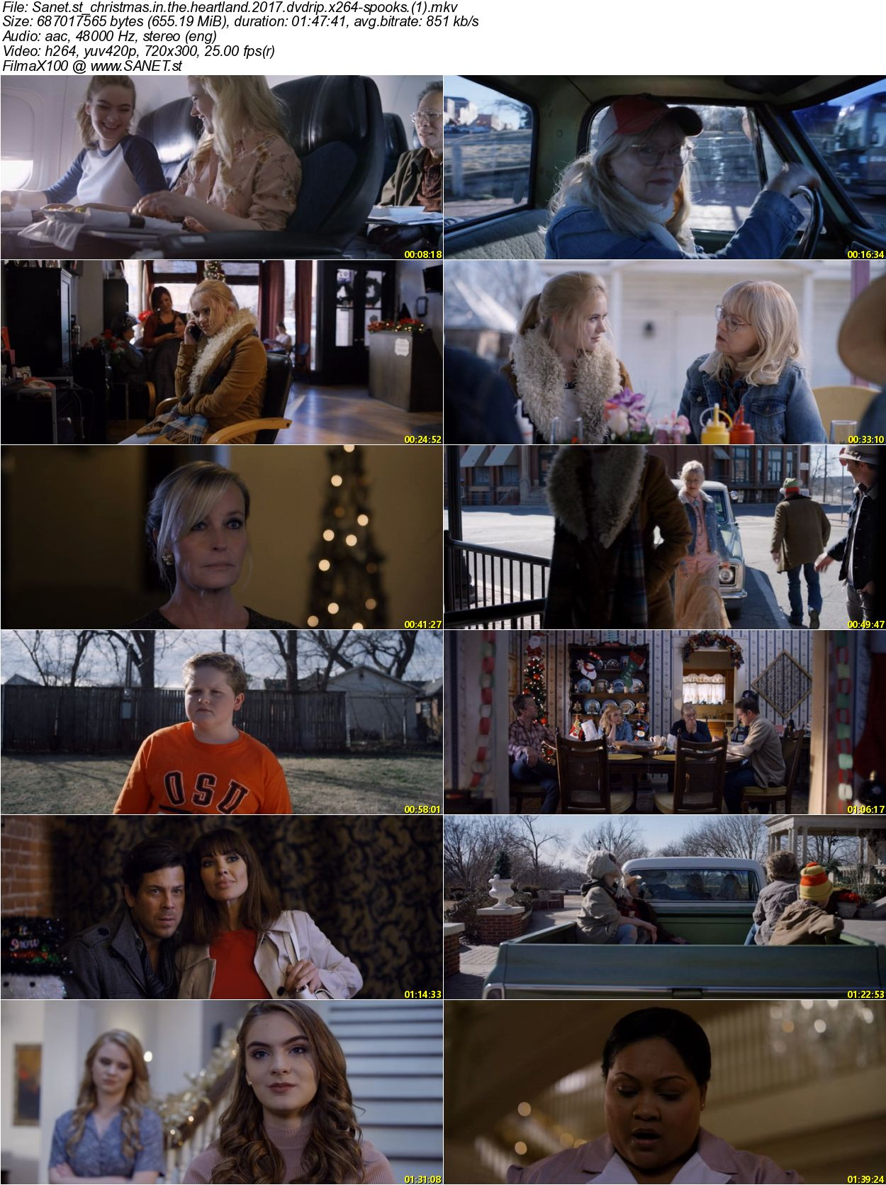 Christmas In The Heartland.Download Christmas In The Heartland 2017 Dvdrip X264 Spooks