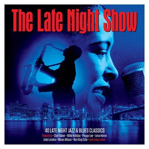 VA - The Late Night Show (2CD, 2018) FLAC/MP3