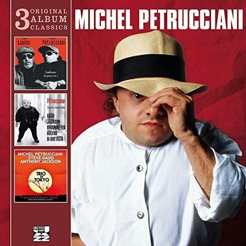 Michel Petrucciani - 3 Original Album Classics (2010/2017)