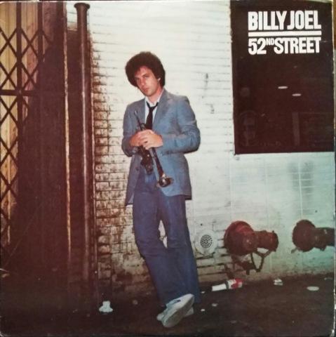 Billy Joel - 52nd Street [Vinyl-Rip] (1978) FLAC