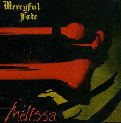 Mercyful Fate - Melissa [Vinyl-Rip] (1983) FLAC