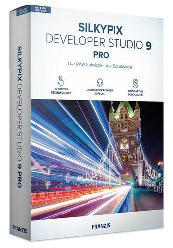 SILKYPIX Developer Studio Pro 9.0.6 macOS