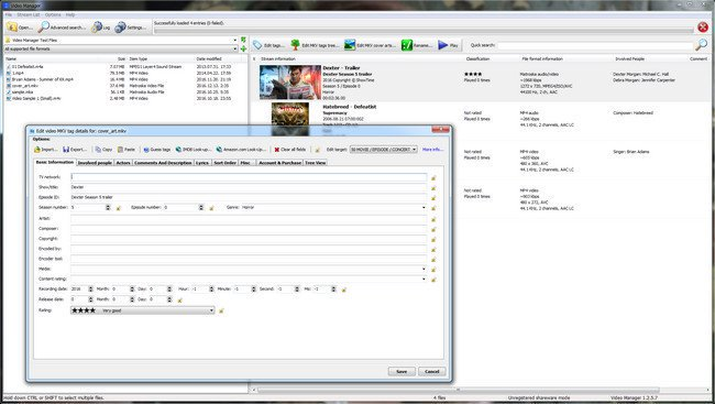Download Portable 3delite Video Manager 1 2 22 26 - SoftArchive