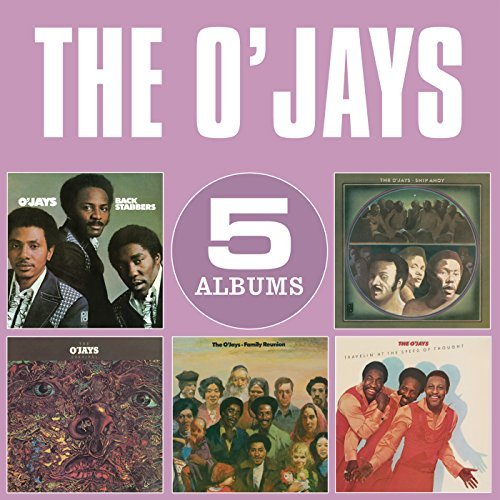 The O.Jays - Original Album Classics (2014) FLAC/MP3