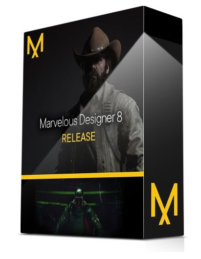 Marvelous Designer 8 v4.2.293.37529 Multilingual