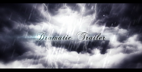 Videohive Dramatic Trailer 8174817.