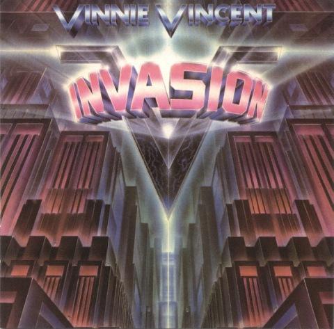 Vinnie Vincent Invasion - Vinnie Vincent Invasion [Vinyl-Rip] (1986) FLAC