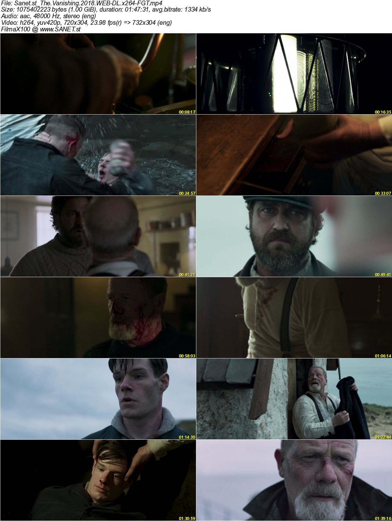 Download The Vanishing 2018 WEB-DL x264-FGT - SoftArchive