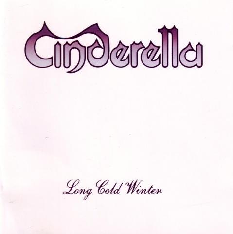 Cinderella - Long Cold Winter [Vinyl-Rip] (1988) FLAC