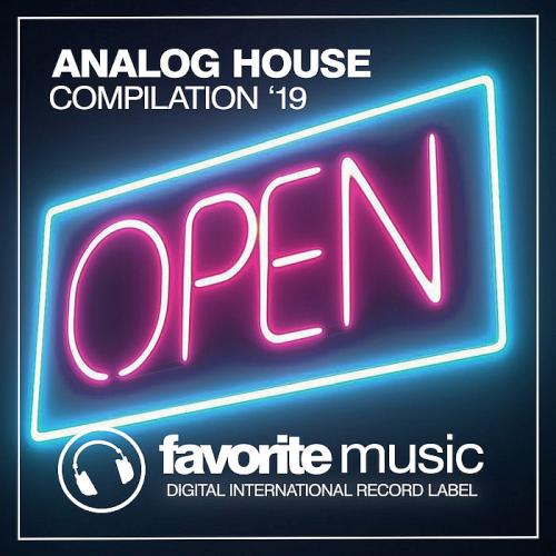 VA - Analog House 19 (2019) MP3