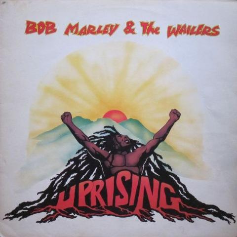Download Bob Marley & The Wailers - Uprising [Vinyl-Rip] (1980) FLAC