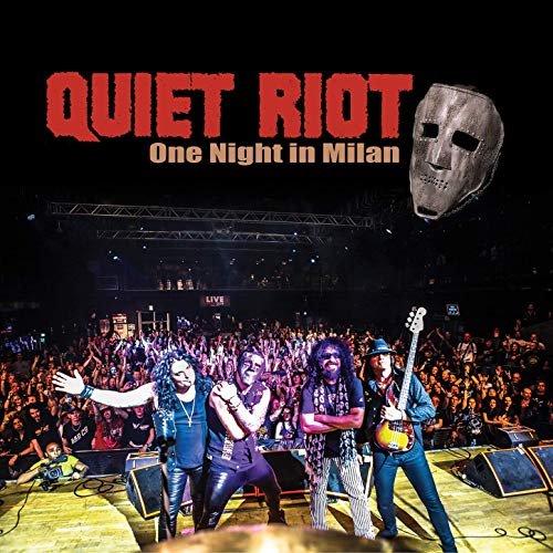 Quiet Riot - One Night in Milan (2019) MP3/FLAC/24 Bit FLAC