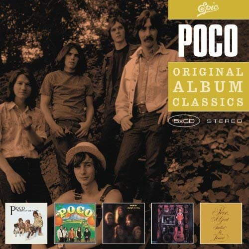 Poco - Original Album Classics (2011) FLAC/MP3