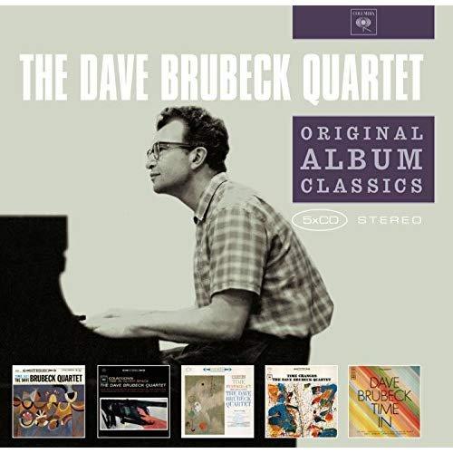 Dave Brubeck - Original Album Classics (Time) (2010) FLAC/MP3