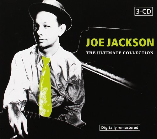 Joe Jackson - The Ultimate Collection (3CD Remastered Box Set) (2003) FLAC