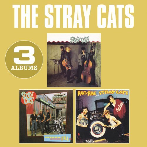The Stray Cats - Original Album Classics (2014) FLAC/MP3
