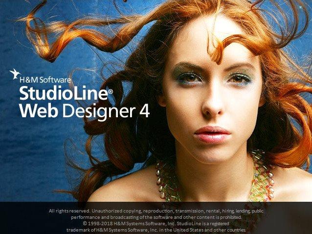 StudioLine Web Designer 4.2.44 multilingüe