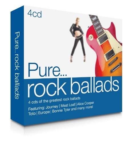 VA   Pure... Rock Ballads [4CD Box Set] (2013) MP3