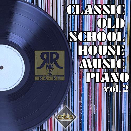 VA - Classic Old School House Music Piano Vol.2 (2019) MP3