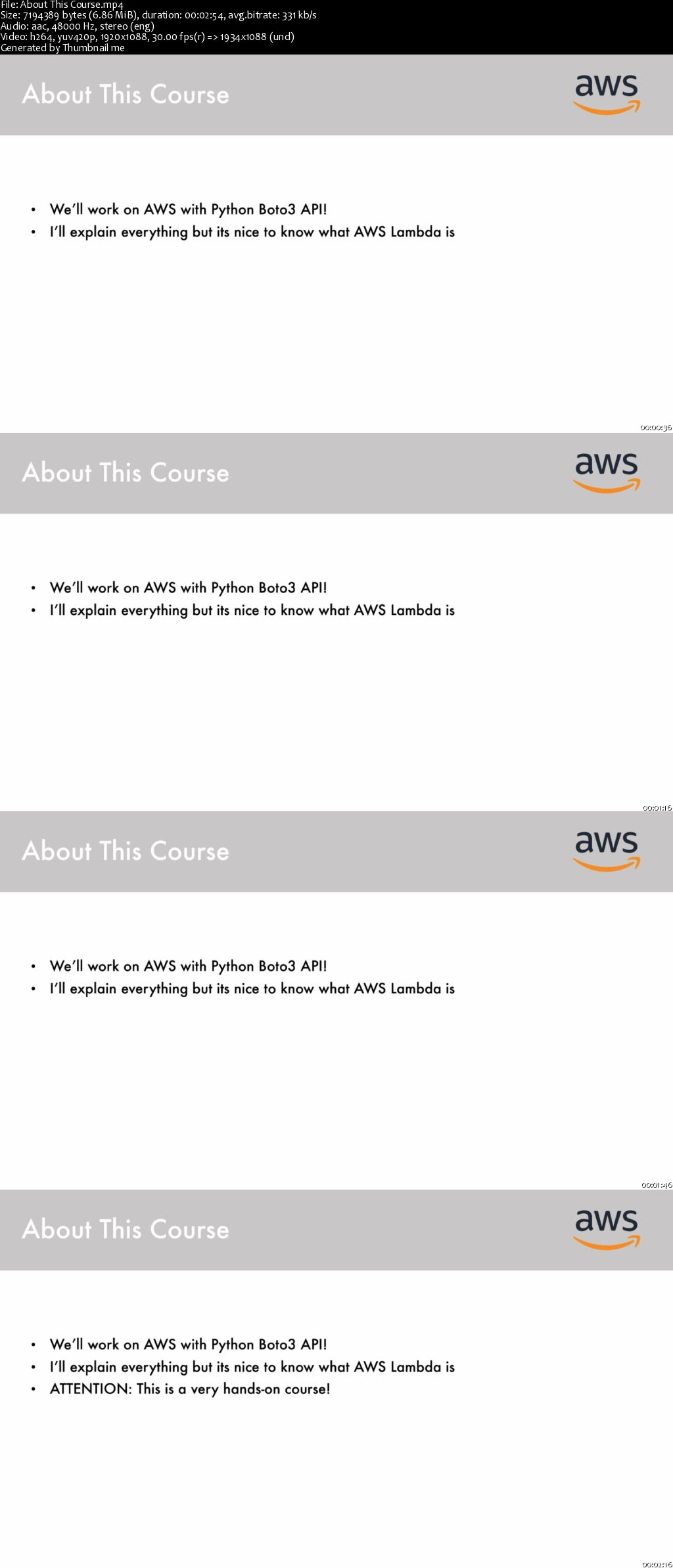 Download Build and Deploy Lambda Functions: AWS with Python and