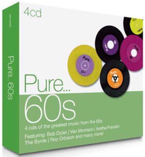 VA   Pure 60s [4CD Box Set] (2012) MP3 320 Kbps
