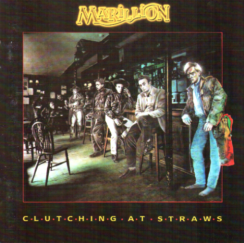 Marillion - Clutching At Straws [Vinyl-Rip] (1987) FLAC