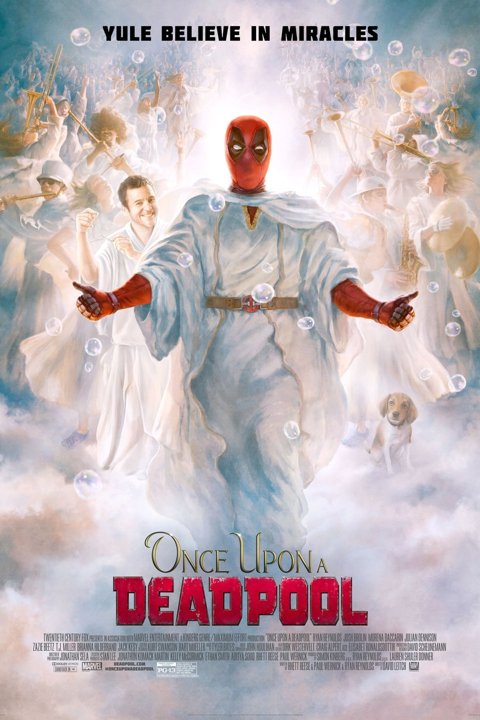 Download Once Upon A Deadpool 2018 HDRip AC3 X264-CMRG - SoftArchive
